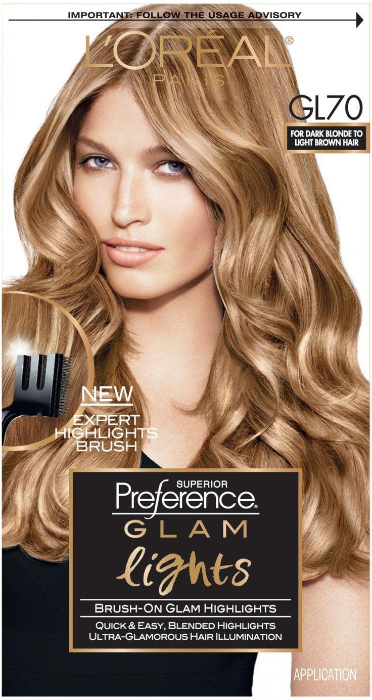 hair dye brand ideas