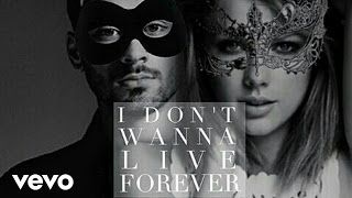 Billboard Hot 100 - Letras de Músicas - Sanderlei: I Don't Wanna Live Forever (Fifty Shades Darker) - Zayn / Taylor Swift