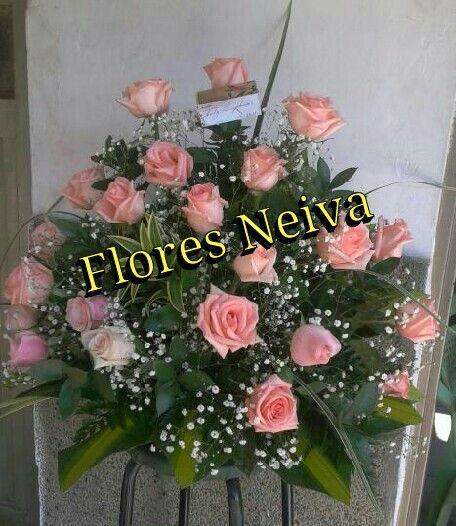 Hermoso detalle.......flores neiva 3153335017 o 3124807776