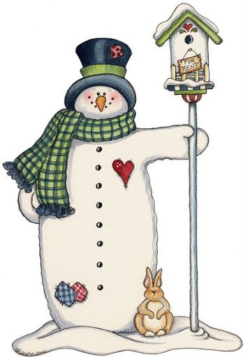 cute country snowman wallpaper - photo #37