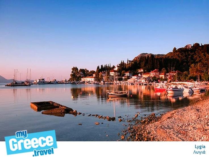 Lygia, Lefkada by www.lefkada-tours.gr