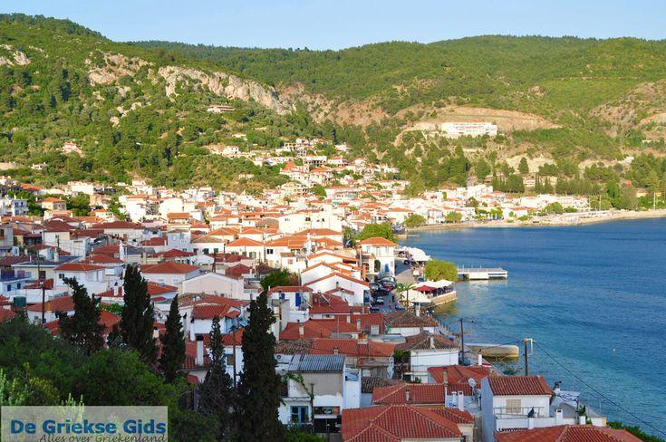 Limni Noord-Evia | Griekenland http://www.grieksegids.nl/evia/