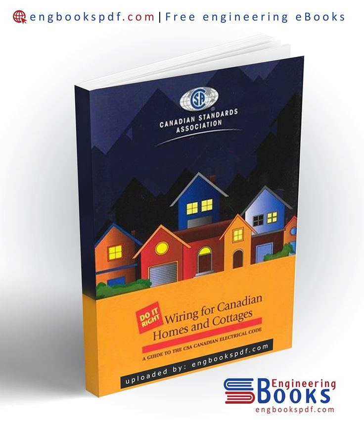 Download Pdf Of Wiring For Canadian Homes And Cottages For