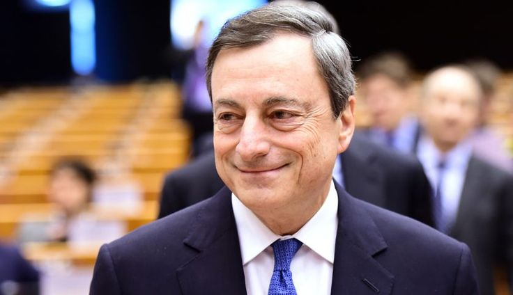 With what many consider to be the toughest and yet most significant job in the world, Mario Draghi is president of the European Central Bank - working to secure growth and stability for the future. Credit: fortune.com