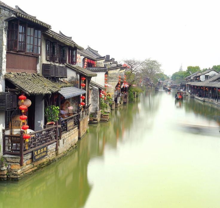Ancient Town Photo by Yan Gao — National Geographic Your Shot