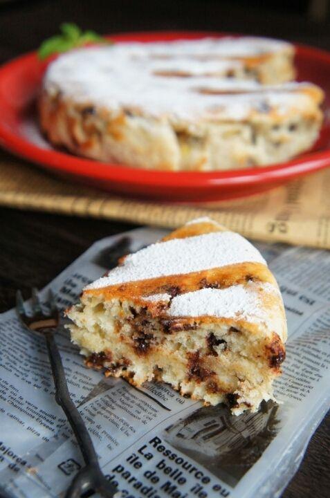 [簡単混ぜるだけ!卵もバターも不要!] フライパンでバナナチョコチップケーキ | 珍獣ママ オフィシャルブログ「珍獣ママのごはん。」Powered by Ameba