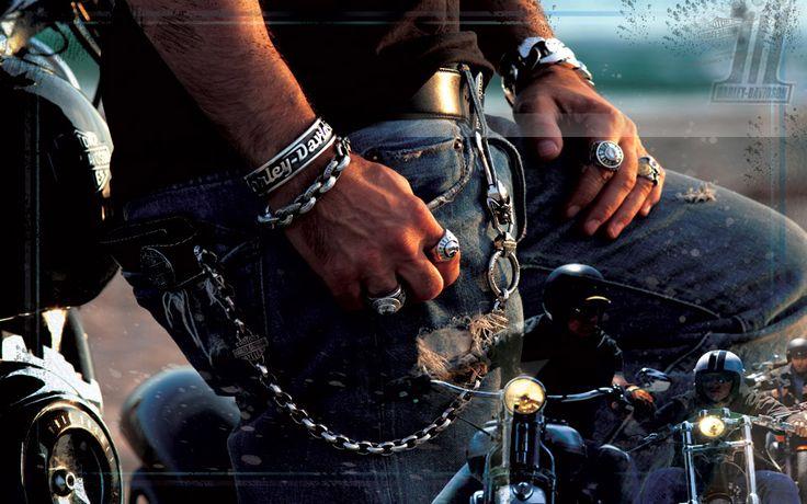 #biker #motorcycle  mmmmm good- Thierry Martino jewelry designer