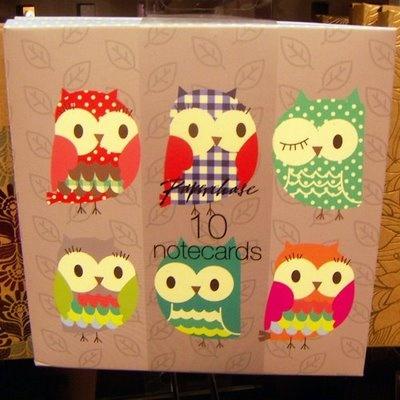 PAPERCHASE - jillian phillips owls