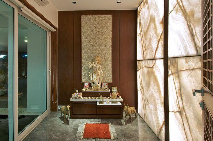 meditation room.