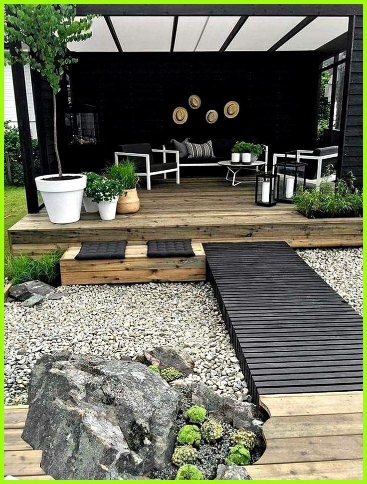 40 Zen Japanese Garden Design Ideas 34 Design Garden Ideas Japanese Zen Small Yard Landscaping Zen Garden Design Japanese Garden Design