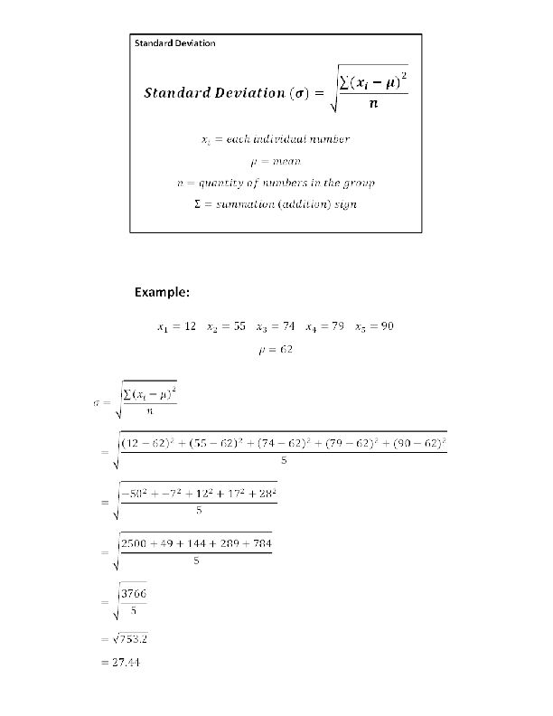 8 best Probability \ Statistics Formulas Reference images on - reference sheet examples
