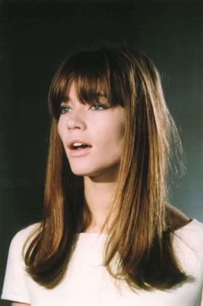 Francoise Hardy // AKA Françoise Madeleine Hardy    Born: 17-Jan-1944  Birthplace: Paris, France