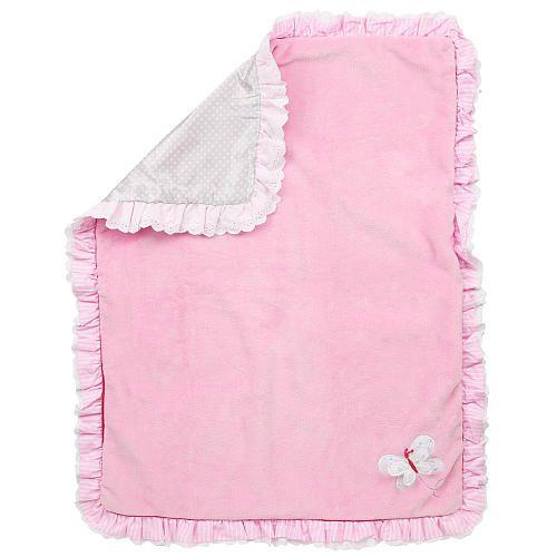 Just Born Antique Chic Fashion Blanket Quilt Antiques