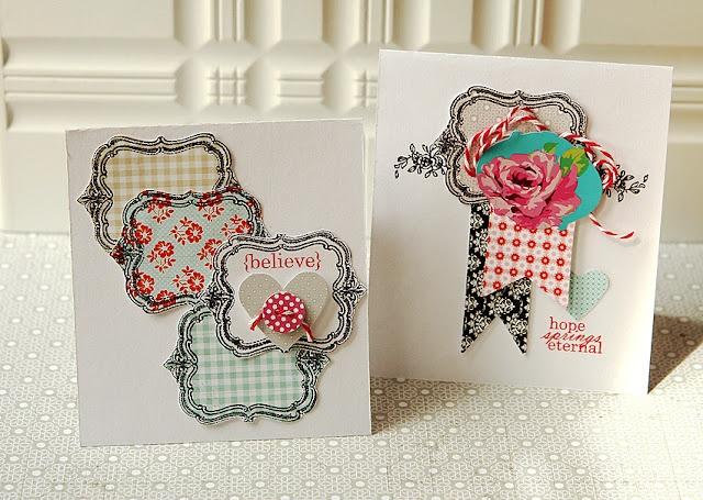 frames-Danielle Flanders: Cards Misc, Frames Stamps, Lilies Bees, Stamps Frames, Heart Blog, Patterns Paper, Bees Design, Paper Crafts, Cardsscrapbook Ideas