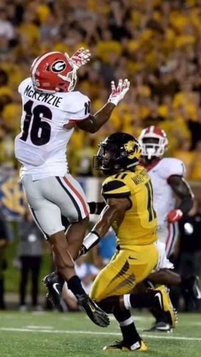 Isaiah McKenzie with the game-winning catch against Mizzou (2016).