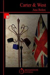 Tres son los relatos que conforman el libro Carter & West de Ana Bolox: Destino Inexorable, Aracne y La muerte viene a cenar. Una saga que dará inicio al personaje Charles Carter, detective de Scotland Yard y ex-agente del MI5 —¡cómo me ha gustado encontrar al MI5!—, y Kate West —una hermosa e inteligente mujer apasionada de las novelas policiacas—, ambientada en la Inglaterra de la posguerra de los años 40. Con una ambientación y recreación encomiable...