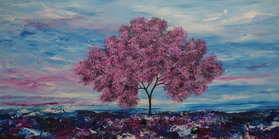 Abstract Painting, Abstract Art, Tree Painting, Abstract Tree Painting, Original Painting, Contemporary Art, Landscape Painting, Acrylic Art, Abstract Landscape Painting, Asian Decor, Asian art, Asian Wall Art, Cherry Blossom, Gold Flowers, Canvas art, Artwork, Textured Painting, Textured Wall Art, Wall Decor, Fine Art Painting, Love Birds, Two Little Birds, Three little birds, Birds On A Wire, Oil, Acrylic, Mixed Media  -------------------- Welcome To Our Studio…