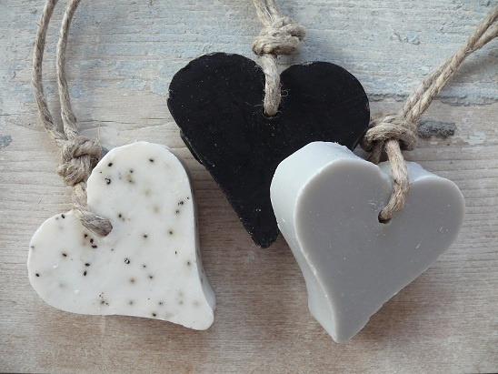 More Rustic Soap on A Rope.