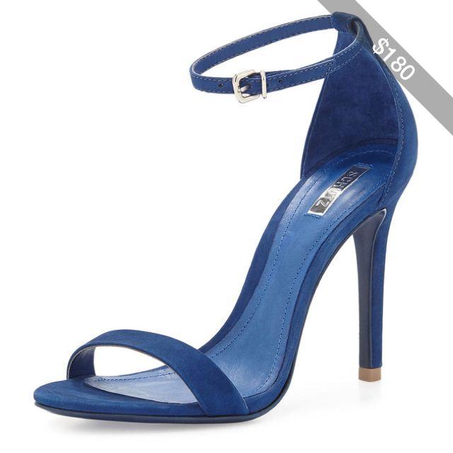 Miss KG Harlequin, Schuhe, Absatzschuhe, Stilettos, Blau, Female, 36
