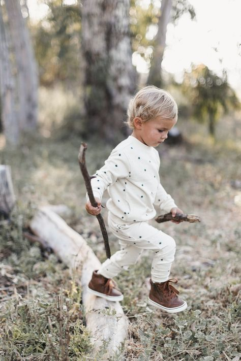 Wood sticks and dots | #vikingtoys