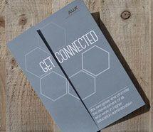 Brochure for the AUA.