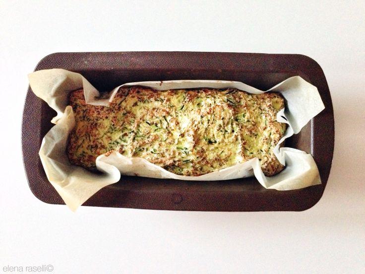 Zucchetti-Brot ohne Mehl oder Nüsse: Rezept #Paleo