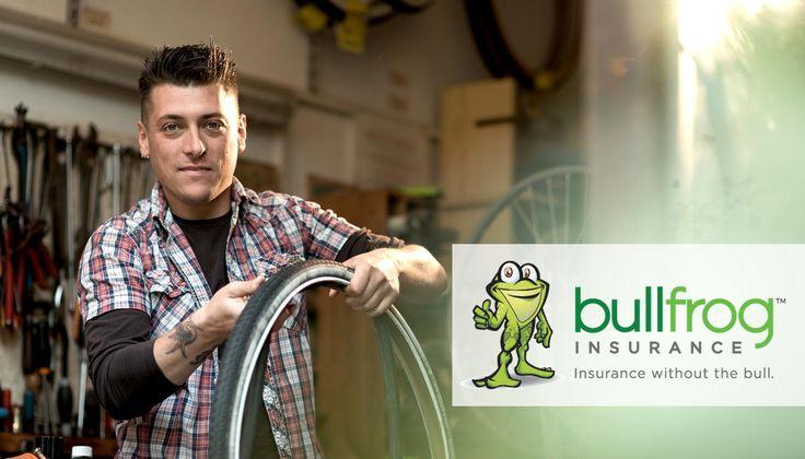 Bullfrog licensed insurance brokerage firm is dedicated to
