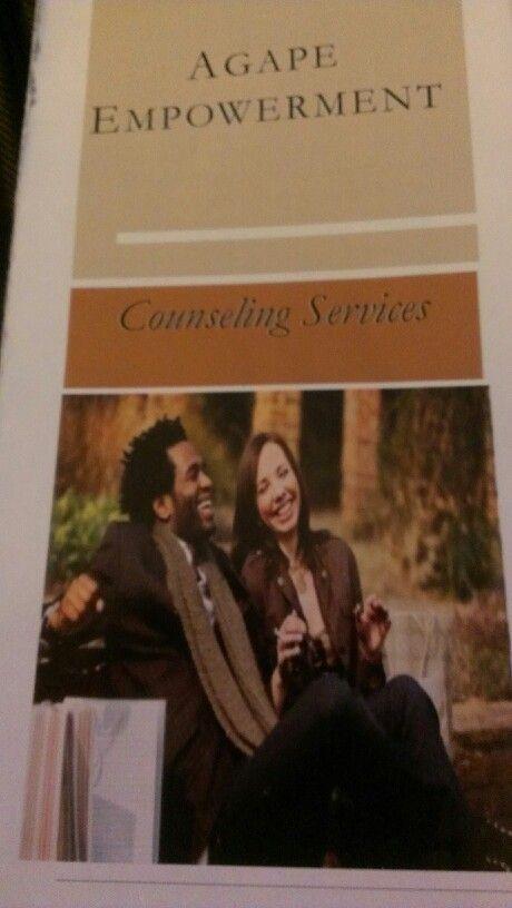 Agape brochure