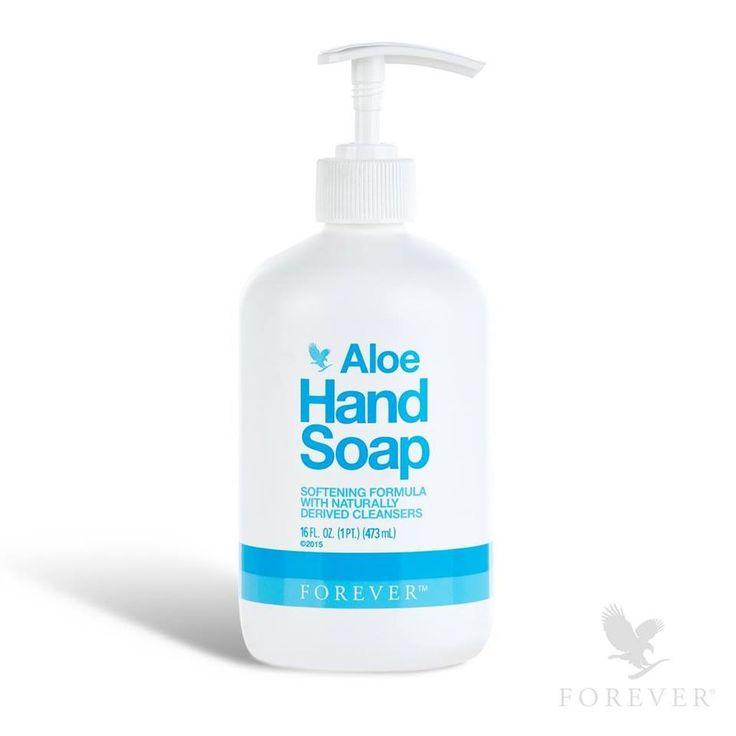 Aloe Hand Soap Per mani sempre più morbide e pulite. Anche qui abbiamo migliorato la formula per includere elementi idratanti e detergenti naturali che completano l'azione del nostro Gel di Aloe Vera. Le tue mani ti ringrazieranno.