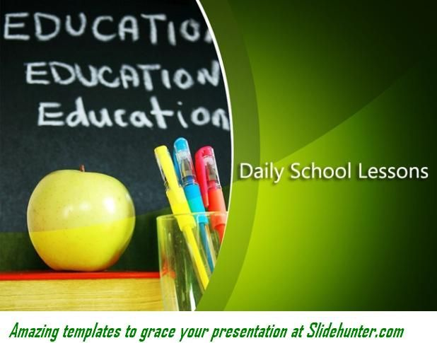 11 best powerpoint templates free education images on pinterest, Modern powerpoint