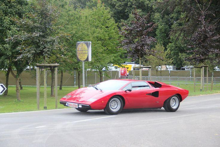 1000 Images About Lamborghini Countach Lp400 On Pinterest