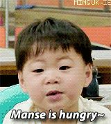 Manse is hungry~ | The Return of Superman