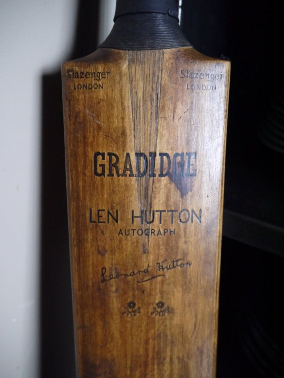 38 best images about vintage cricket bat on pinterest