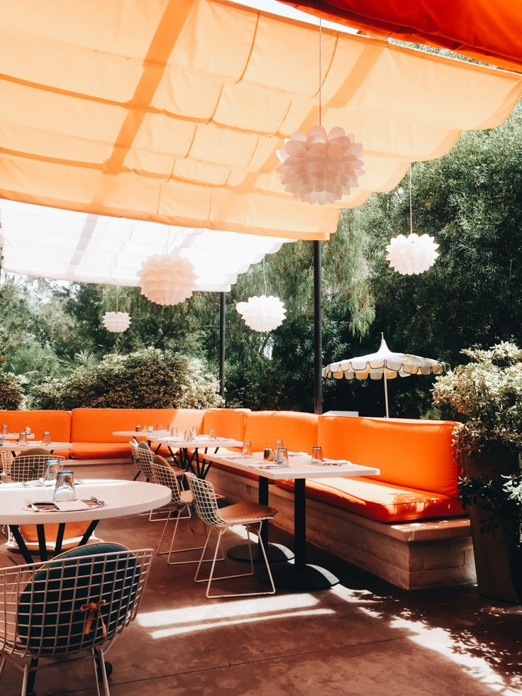 Best Brunch: Normas at the Parker Palm Springs