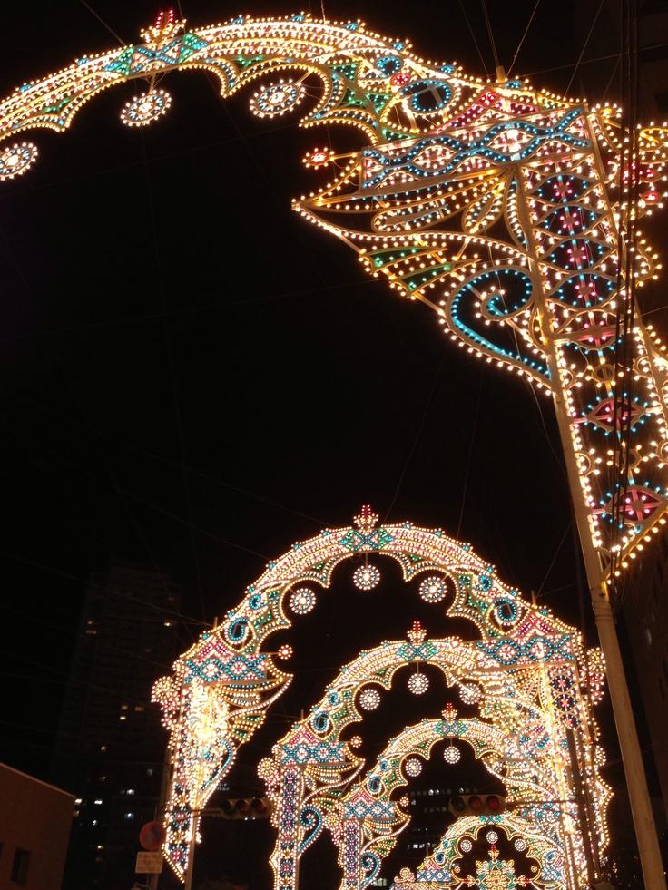 神戸ルミナリエ2012