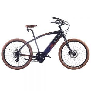 Onway 26″ 7 Speed Electric Motorized Bicycle Review