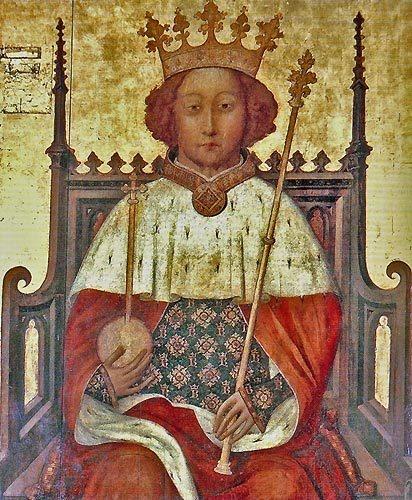 King Richard II of England