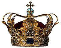 Crown of Christian V   Denmark