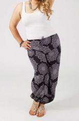 Pantalon grande taille pour femme chic et pas cher Nanny sur www.akoustik-online.com.