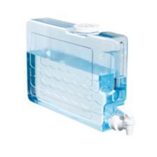 Arrow Plastic Beverage Container is durable, compact and features a one-touch spout for easy dispensing | Canadian Tire