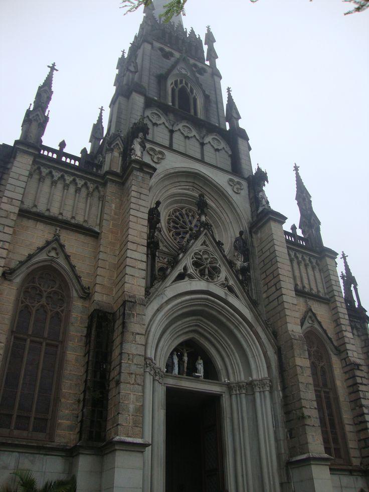 Catedral de São Pedro de Alcântara, Petrópolis/RJ - Brasil