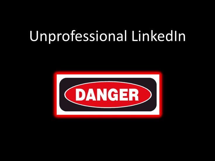 The Blue Dog Scientific Blog: Hazards & Pitfalls of LinkedIn.