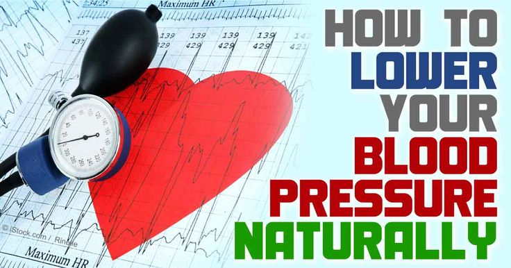 How to Lower Blood Pressure Easy and Naturally