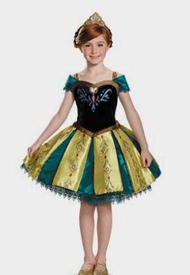 Disguise Anna Coronation Tutu Prestige Costume, Amazon Kids http://fave.co/2cXw4kZ