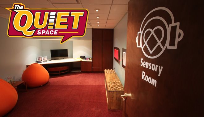 The certification process includes Cleveland Cavaliers and Quicken Loans Arena full and part-time team member sensory awareness training, and the implementation of enhanced services that features a new Quiet Space Sensory Room. The new initiative will promote a positive and accommodating experience for all fans and guests with sensory sensitivities who attend events at The Q.