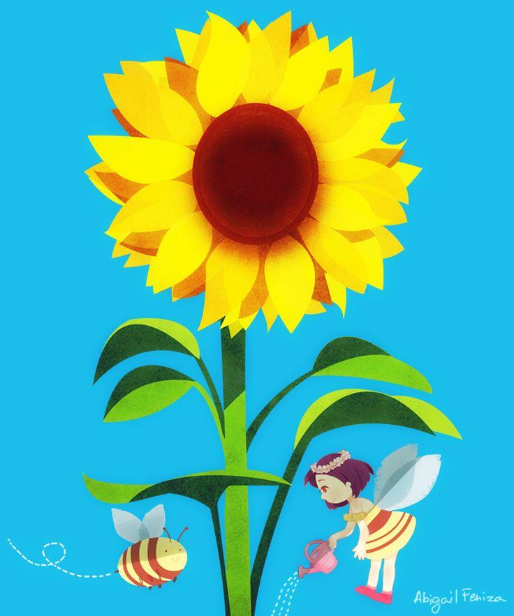 """You are my sunshine"" by Abigail Feniza"