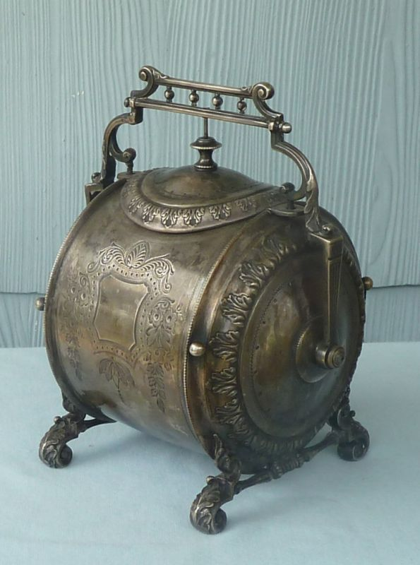 @Mark Phenicie...help!  What is this?  My guess is an old coffee roaster