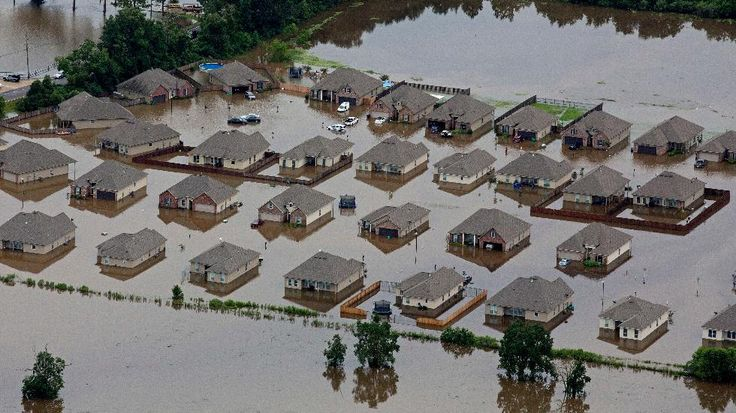 Why the Louisiana Flood Happened, And 4 Other Things to Know   The Weather…