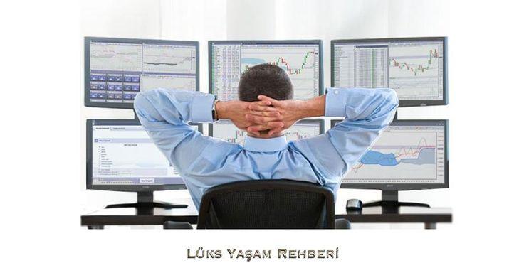 İnternetten Canlı Borsa Endekslerini İzlemek   Lüks Yaşam Rehberi