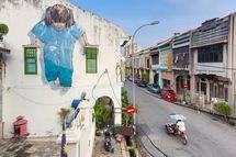Morning street scene in George Town, Penang, Malaysia - Elena Aleksandrovna Ermakova/Getty Images